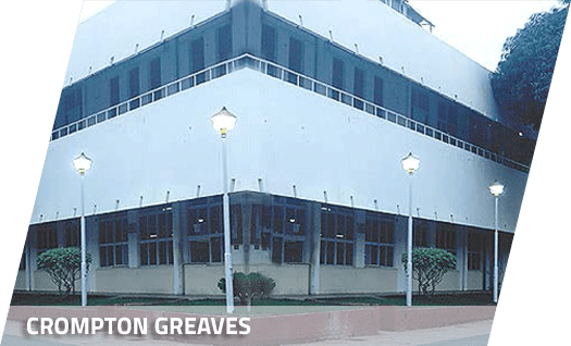 Crompton Greaves Office structure